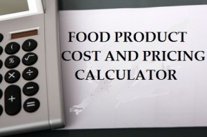 food product cost calculator
